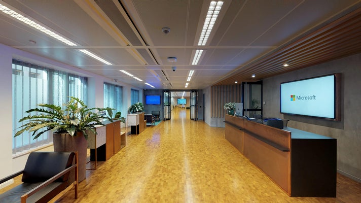 Corporate Office Tour