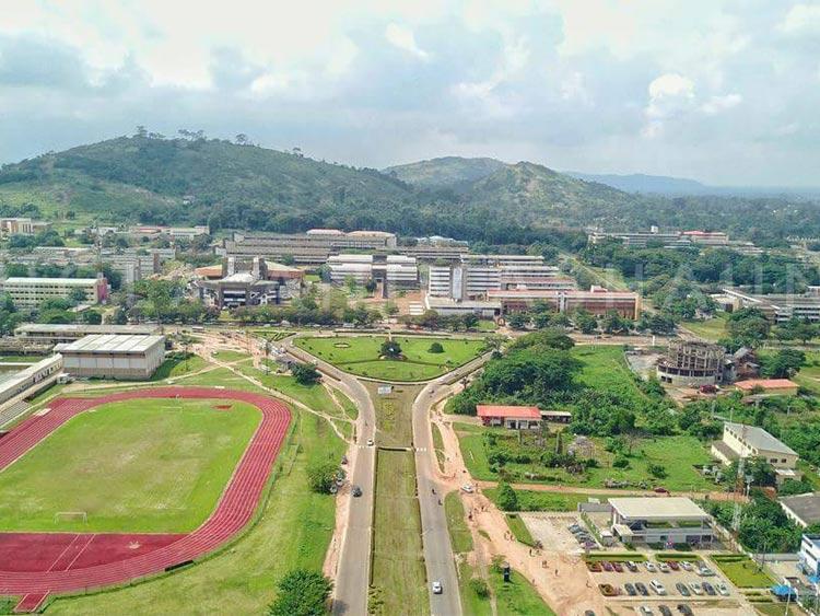 Schools Campus VR Nigeria