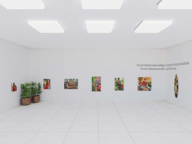 VR for Exhibition Nigeria