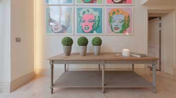 Interior Design Tour